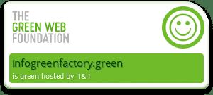 Hébergement vert pour Infogreen Factory